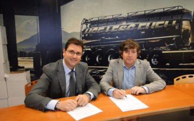 Convenio entre Arcodatos y la Asociación de Empresarios de Pedro Muñoz