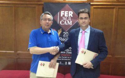 Convenio entre Arcodatos y la Asociación de Empresas del Mueble de Sonseca y Comarca