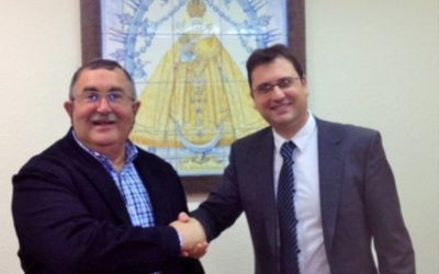 Convenio entre Arcodatos y el Ilustre Colegio Oficial de Agentes Comerciales de la provincia de Toledo